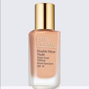 Estée Lauder Double Wear Nude Water Fresh Makeup